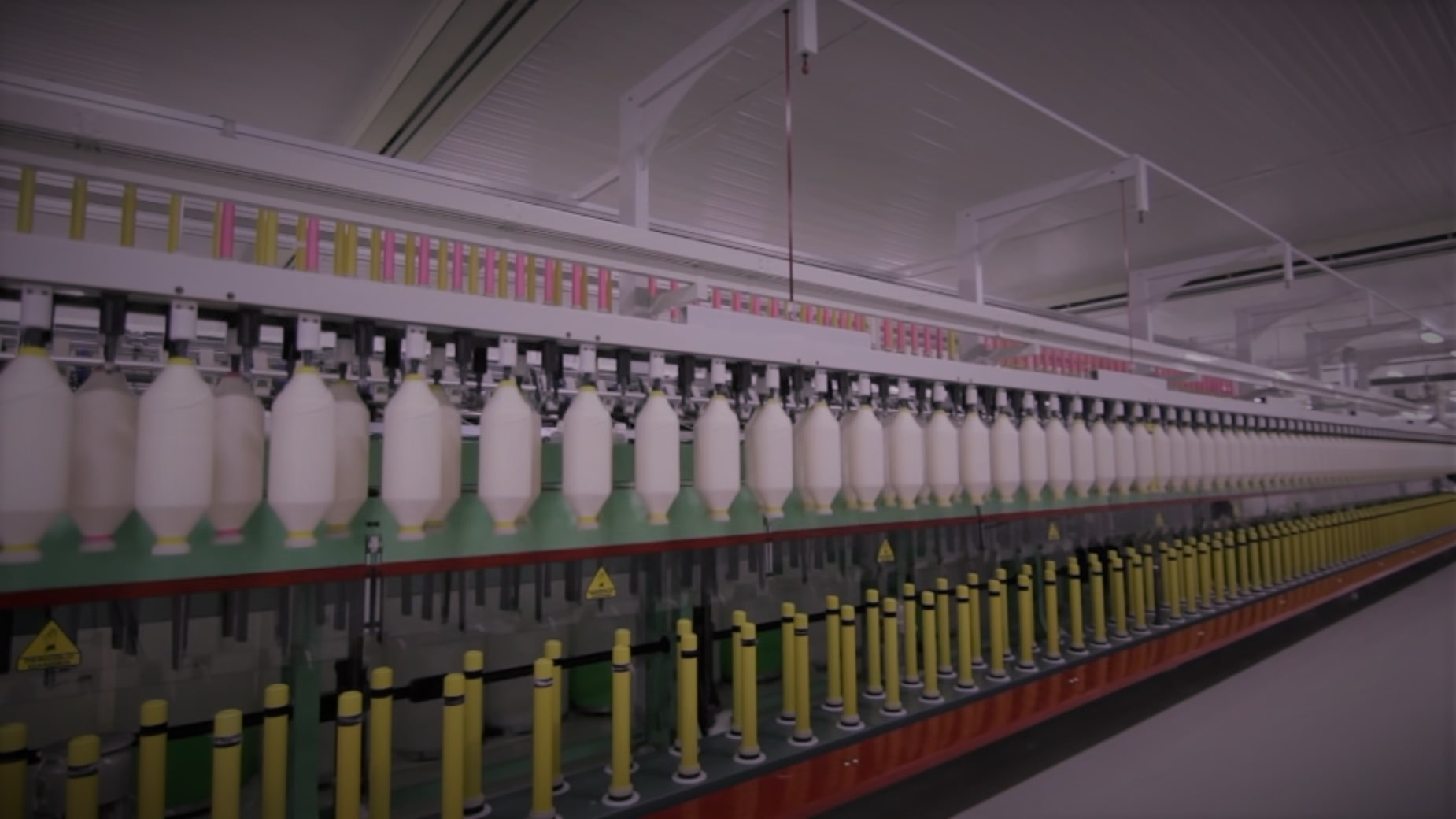 Online Power and Production Monitoring System for Textile Spinning