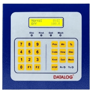 Datalog - 18 Stop Machine Terminal for Weaving and Knitting loom