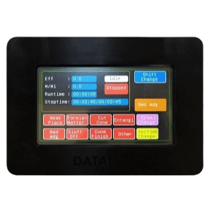 Datalog - Fabric Inspection Terminal for Textile Mills