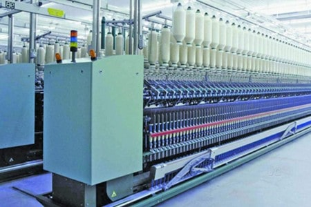Spinning - Online Power and Production Monitoring System for Textile