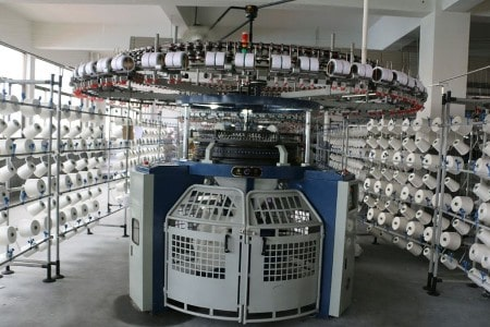 Knitting - Online Loom Data Monitoring System for Textile mills and looms